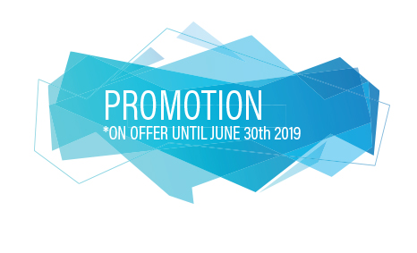 Promotion sticker 2019