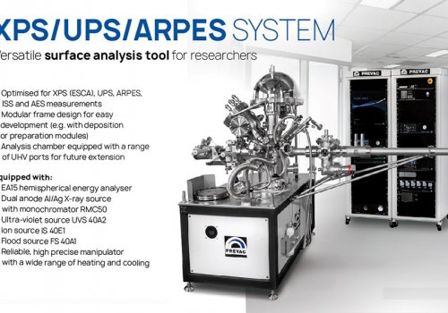 UHV Analytical Systems for XPS UPS ARPES
