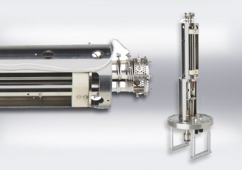 SIMS Quadrupole Mass Spectrometer