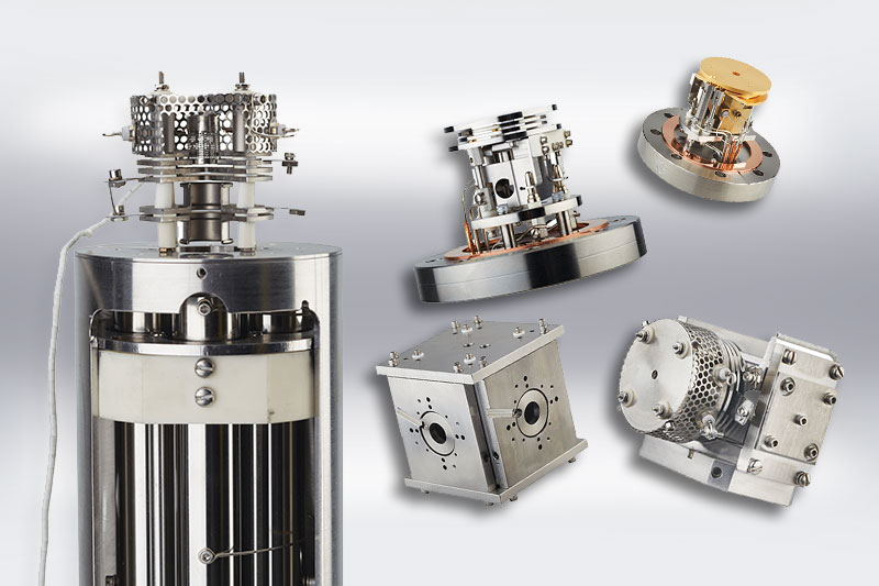 Henniker Scientific Mass Spec Components