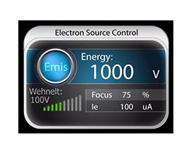 Henniker Scientific Electron Source Software Control