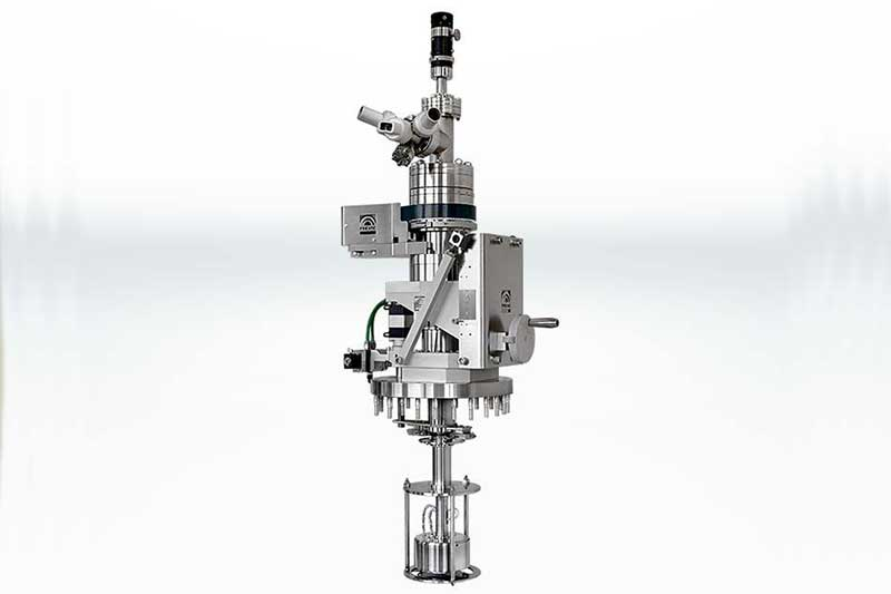 Henniker Scientific 1-2 axes manipulator 3